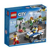 Giocattolo Lego City Police. Starter set della polizia (60136) Lego
