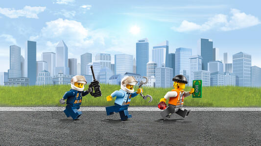 LEGO City Police (60137). Autogrù in panne - 39