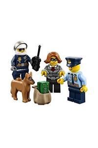 LEGO City Police (60139). Centro di comando mobile - 8