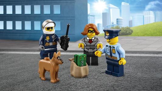 LEGO City Police (60139). Centro di comando mobile - 12
