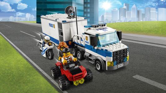 LEGO City Police (60139). Centro di comando mobile - 13