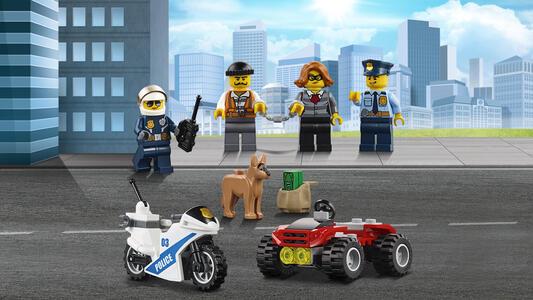 LEGO City Police (60139). Centro di comando mobile - 15