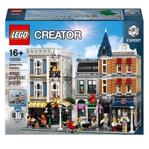 LEGO Creator Expert (10255). Piazza dell'Assemblea - 2