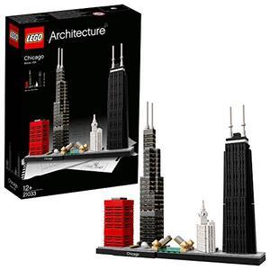LEGO Architecture (21033). Chicago - 3