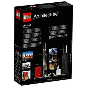 LEGO Architecture (21033). Chicago - 6