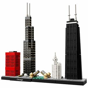 LEGO Architecture (21033). Chicago - 7