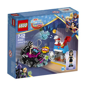 LEGO Dc Super Hero Girls (41233). Il carro armato di Lashina