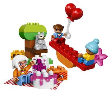 LEGO Duplo Town (10832). Festa di compleanno nel Parco - 3