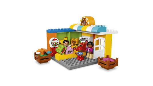 LEGO Duplo Town (10836). Grande Piazza in città - 8