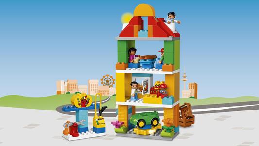 LEGO Duplo Town (10836). Grande Piazza in città - 11