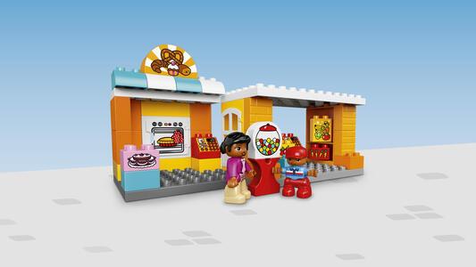 LEGO Duplo Town (10836). Grande Piazza in città - 13