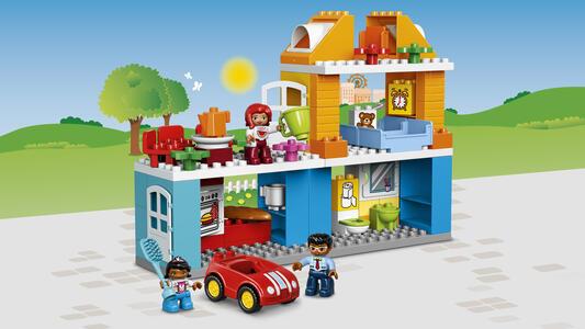 LEGO Duplo Town (10835). Villetta familiare - 11