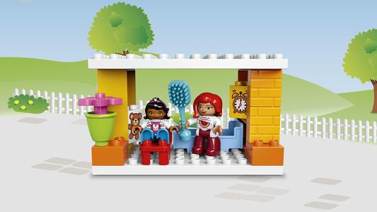 LEGO Duplo Town (10835). Villetta familiare - 14