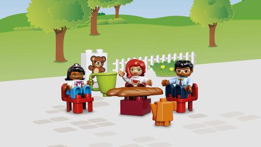 LEGO Duplo Town (10835). Villetta familiare - 15