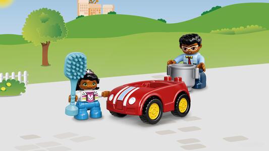 LEGO Duplo Town (10835). Villetta familiare - 16