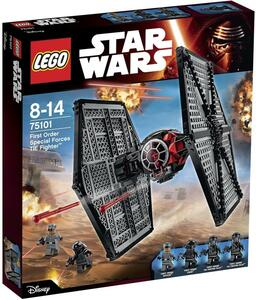 LEGO Star Wars (75101). First Order Special Forces TIE fighter - 2