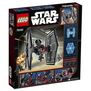 LEGO Star Wars (75101). First Order Special Forces TIE fighter - 4