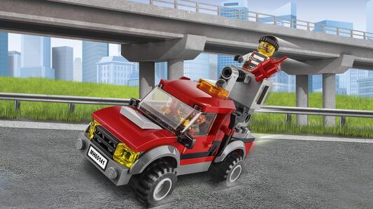 LEGO City Police (60141). Stazione di Polizia - 10