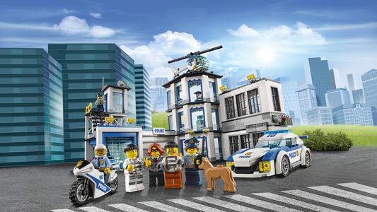 LEGO City Police (60141). Stazione di Polizia - 14