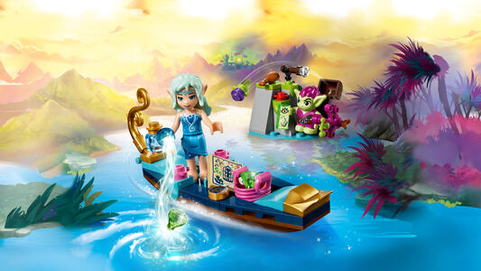 LEGO Elves (41181). La gondola di Naida e il goblin ladro - 26