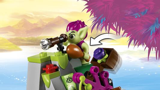 LEGO Elves (41181). La gondola di Naida e il goblin ladro - 28