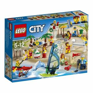 LEGO City Town (60153). People pack ? Divertimento in spiaggia - 4