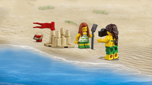 LEGO City Town (60153). People pack ? Divertimento in spiaggia - 9