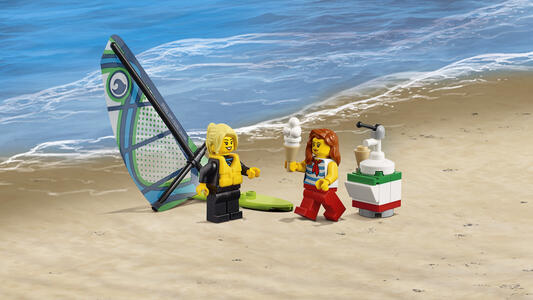 LEGO City Town (60153). People pack ? Divertimento in spiaggia - 10