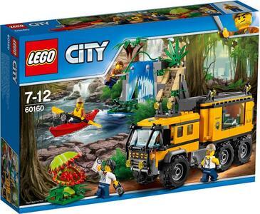 LEGO City In/Out 2017 (60160). Laboratorio mobile nella giungla - 2