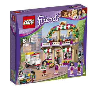 LEGO Friends (41311). La pizzeria di Heartlake