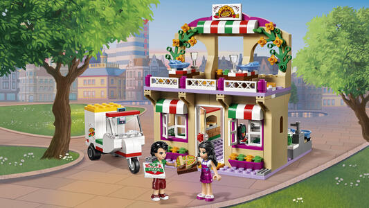 LEGO Friends (41311). La pizzeria di Heartlake - 11