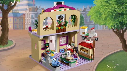 LEGO Friends (41311). La pizzeria di Heartlake - 12