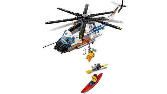 LEGO City Coast Guard (60166). Elicottero della Guardia Costiera - 15
