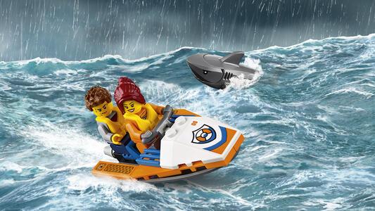 LEGO City Coast Guard (60166). Elicottero della Guardia Costiera - 18