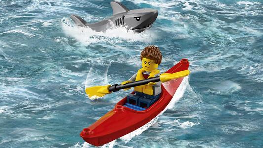 LEGO City Coast Guard (60166). Elicottero della Guardia Costiera - 7