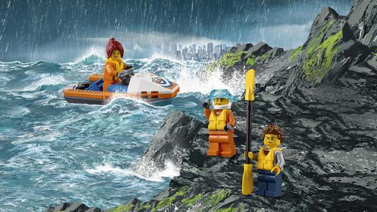 LEGO City Coast Guard (60166). Elicottero della Guardia Costiera - 12