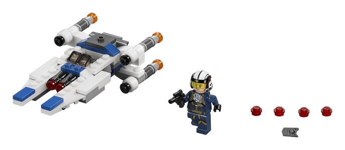LEGO Star Wars (75160). Microfighter U-Wing - 4