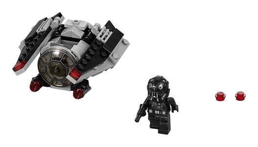 LEGO Star Wars (75161). Microfighter TIE Striker - 4