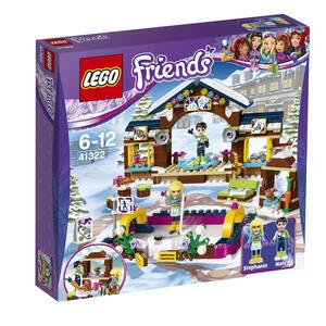 LEGO Friends (41322). La pista di pattinaggio del villaggio invernale - 2