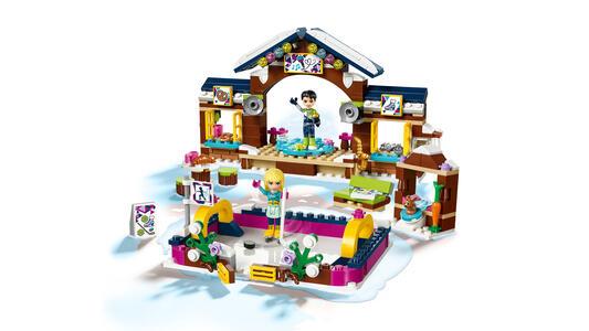 LEGO Friends (41322). La pista di pattinaggio del villaggio invernale - 13