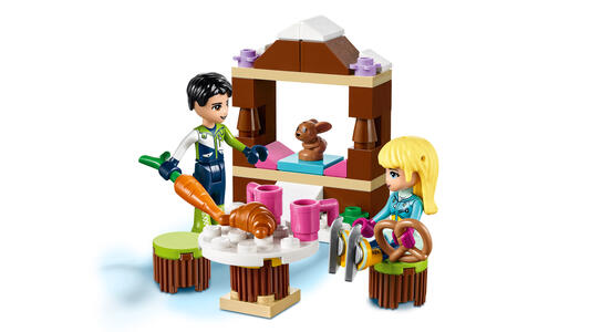LEGO Friends (41322). La pista di pattinaggio del villaggio invernale - 17