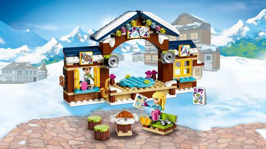 LEGO Friends (41322). La pista di pattinaggio del villaggio invernale - 7