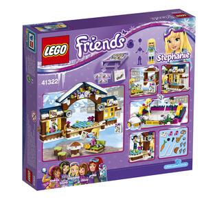 LEGO Friends (41322). La pista di pattinaggio del villaggio invernale - 12