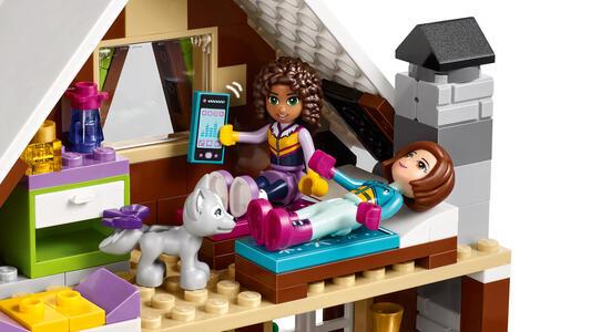 LEGO Friends (41323). Lo chalet del villaggio invernale - 19