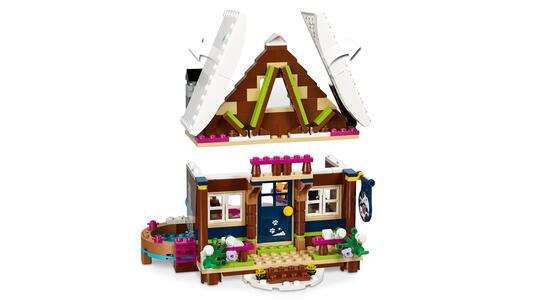 LEGO Friends (41323). Lo chalet del villaggio invernale - 21