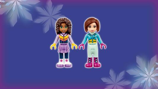 LEGO Friends (41323). Lo chalet del villaggio invernale - 15