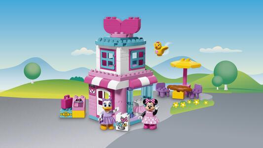 LEGO Duplo Disney (10844). Il fiocco-negozio di Minnie - 6