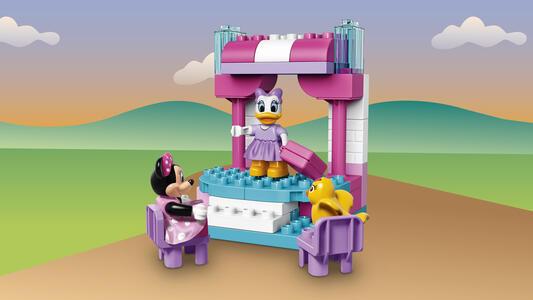 LEGO Duplo Disney (10844). Il fiocco-negozio di Minnie - 9