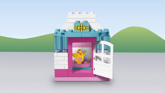 LEGO Duplo Disney (10844). Il fiocco-negozio di Minnie - 10