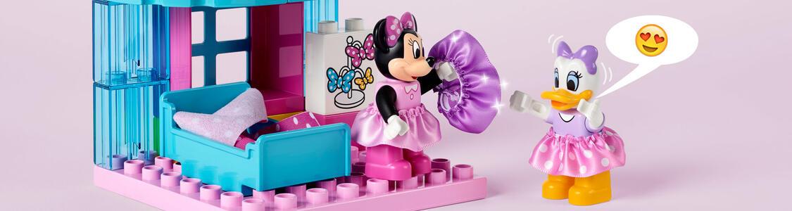 LEGO Duplo Disney (10844). Il fiocco-negozio di Minnie - 12